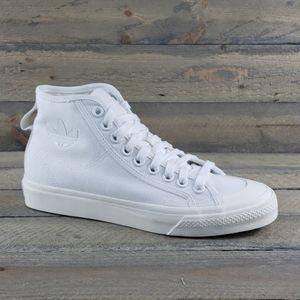 adidas Nizza Hi Originals Canvas High Top Sneakers